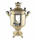 "Samovar form of a ""Bank"" of 7 liters"