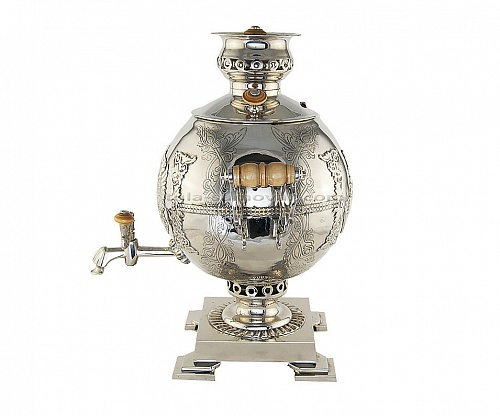 "Samovar shape ""Ball"" included"