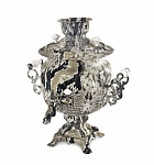 "Samovar 3 l with painting "" Snake"" 220V"