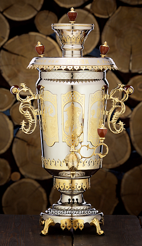 "Exclusive samovar ""Moscow"""