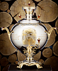 "Exclusive samovar ""Ball"" of individual design 12 l"