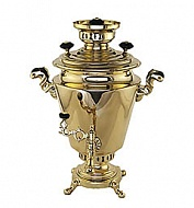 "Samovar ""Glass"" 4 liters"