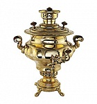 "The shape samovar ""Vase"" Semeinyh 5 years"