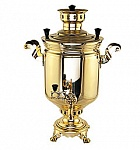 "Samovar form of a ""Bank"" for 5 liters"