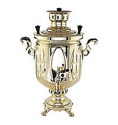Combined samovar 5 l