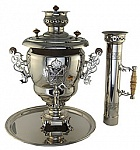 "Samovar ""Tula"" in the set"